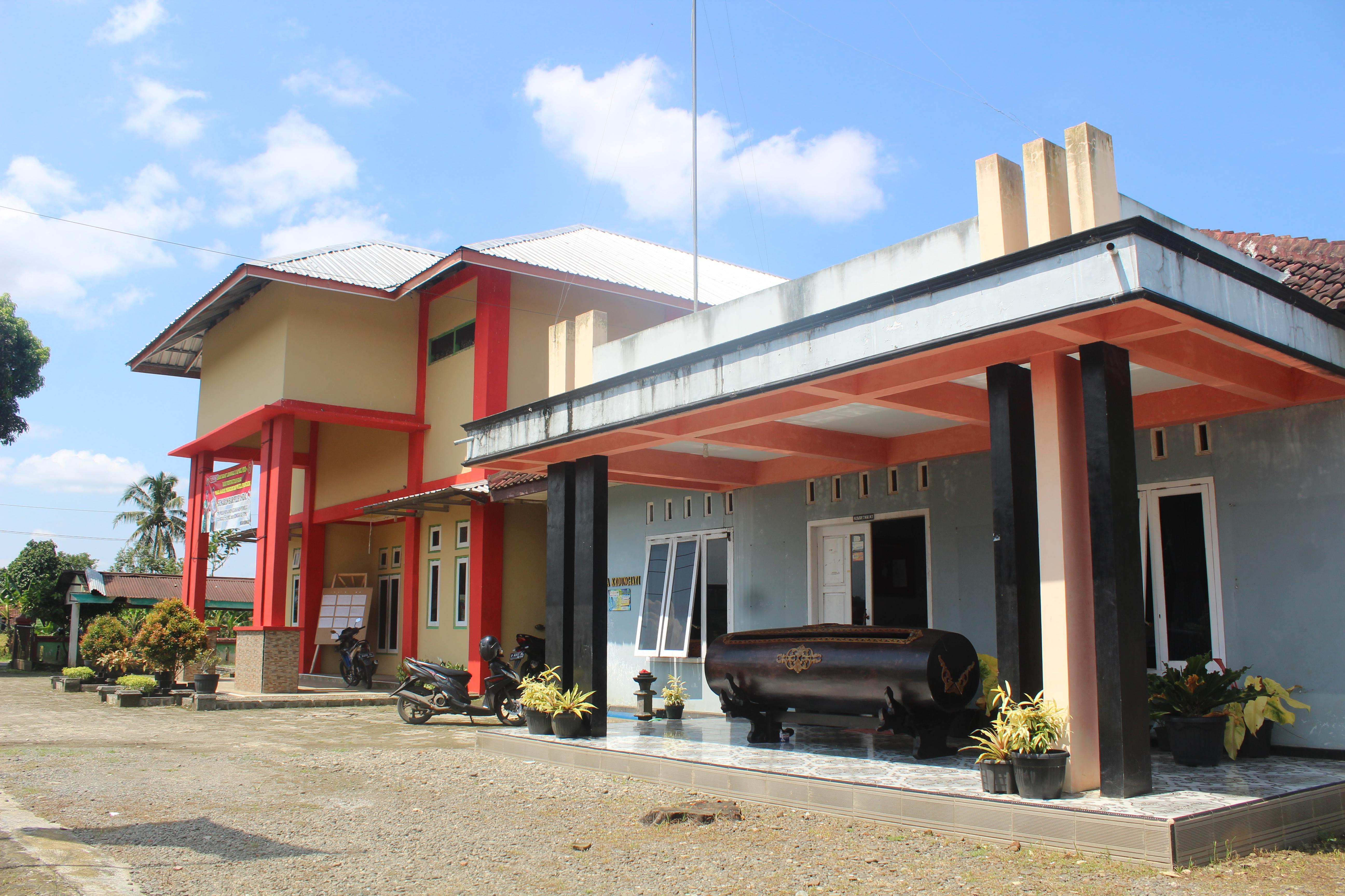 Kantor balai desa